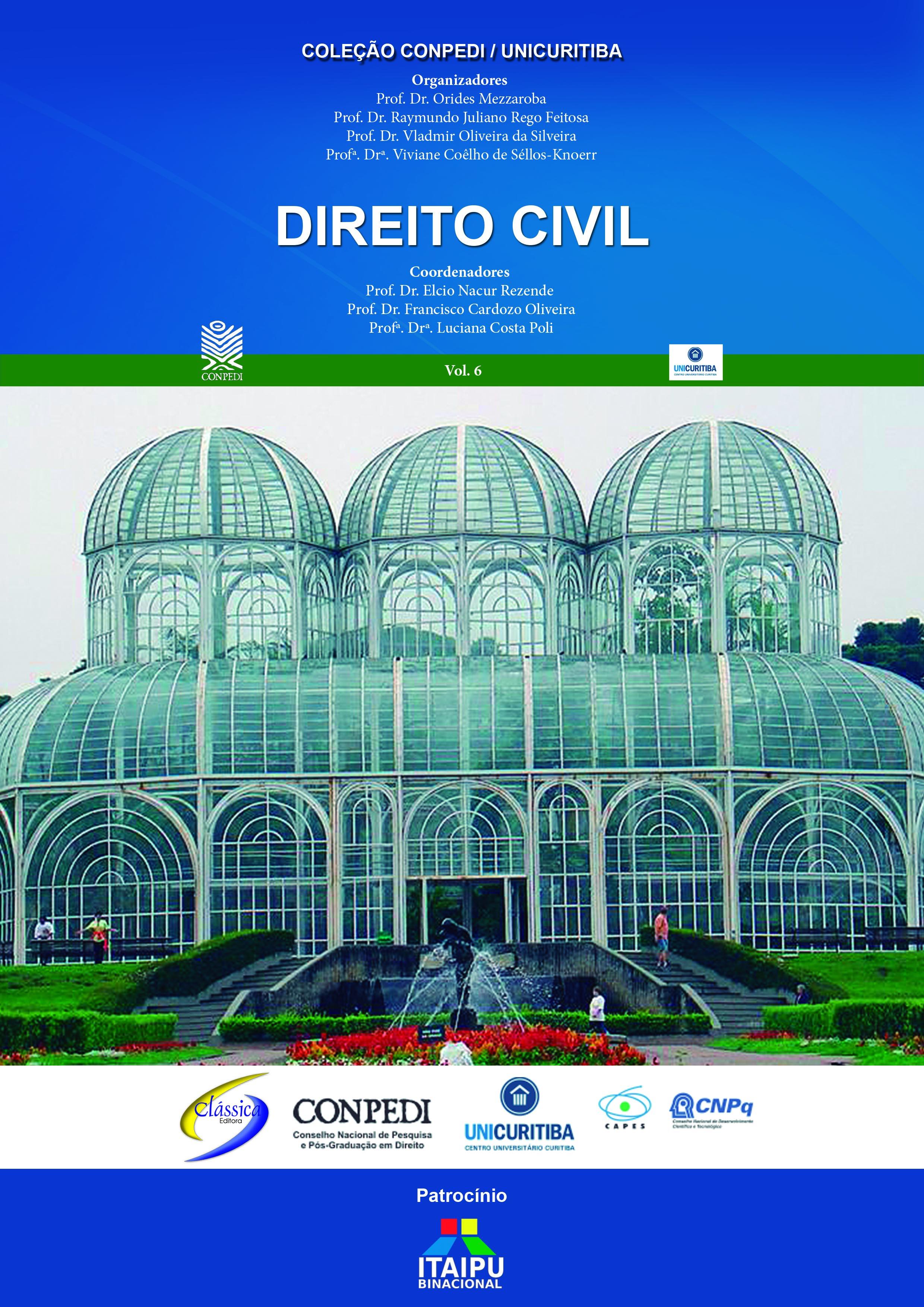 Direito Civil vol. 06