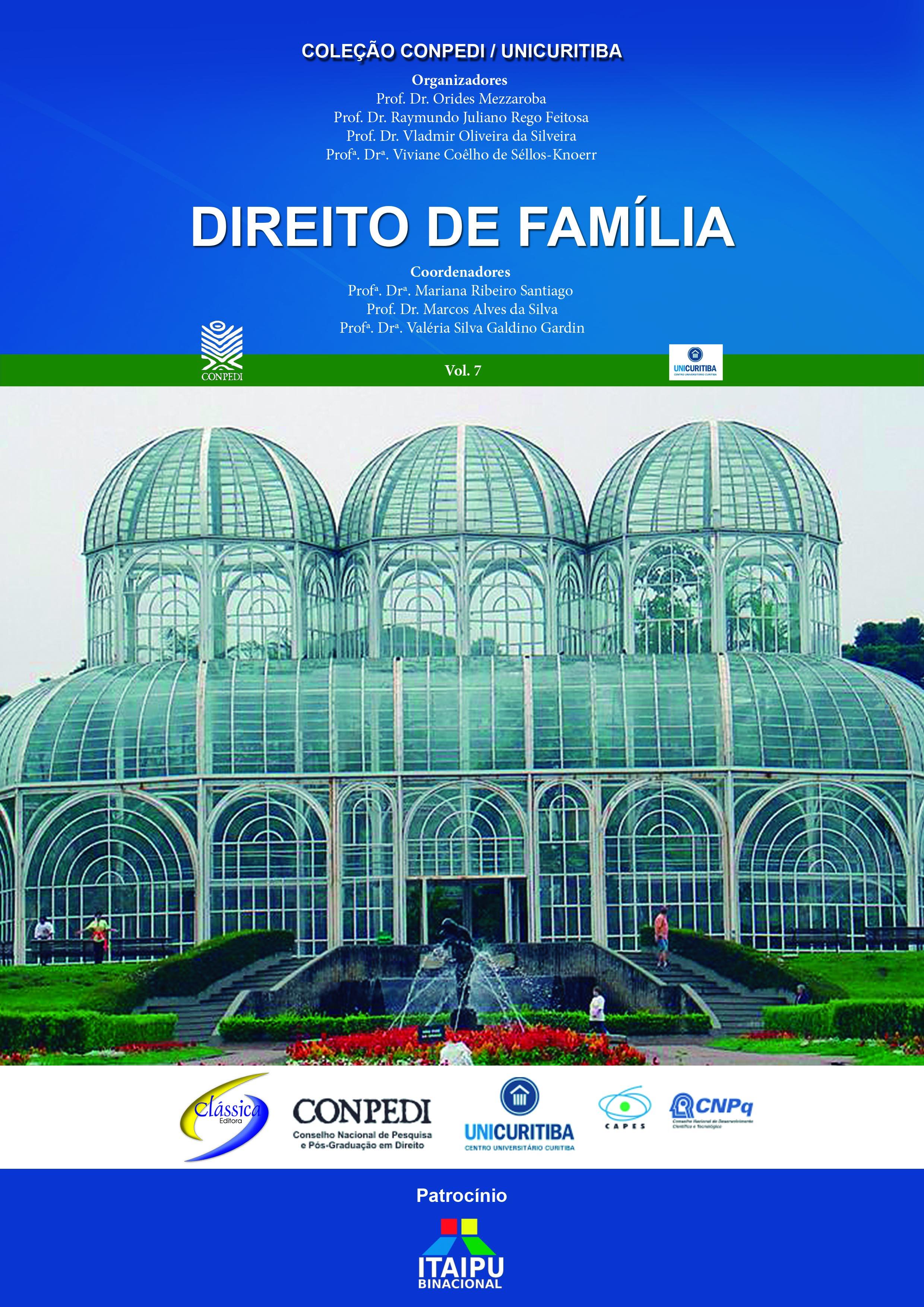 Direito de Família vol. 07