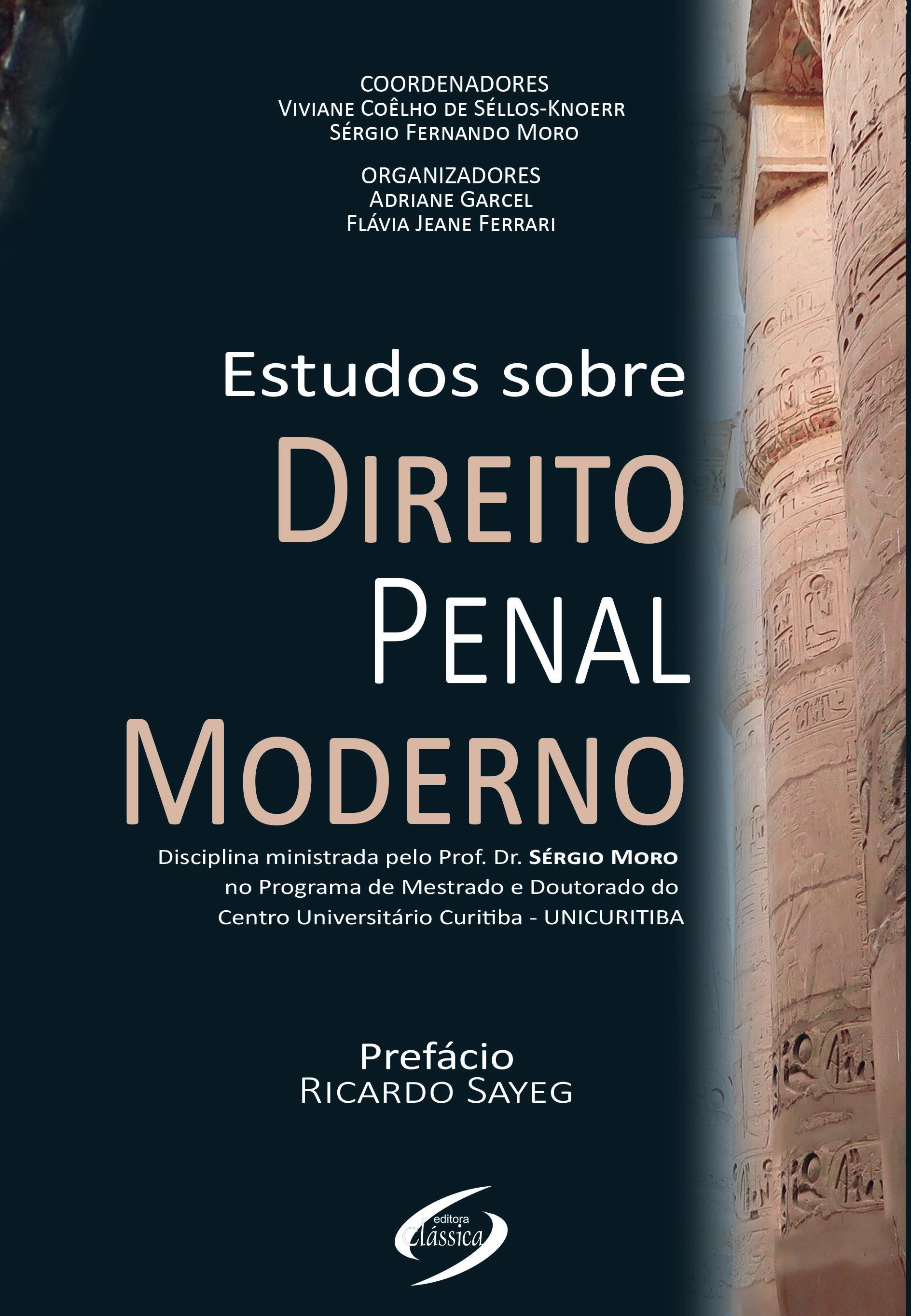 Estudos sobre Direito Penal Moderno